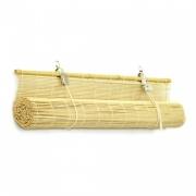 Рулонная штора из бамбука