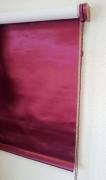 Рулонная штора  Blаckout «Шёлк», цвет- Ваниль.